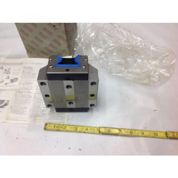 Rexroth R185143210 Linear Runner Block Roller Rail   Origin IN BOX #3 image