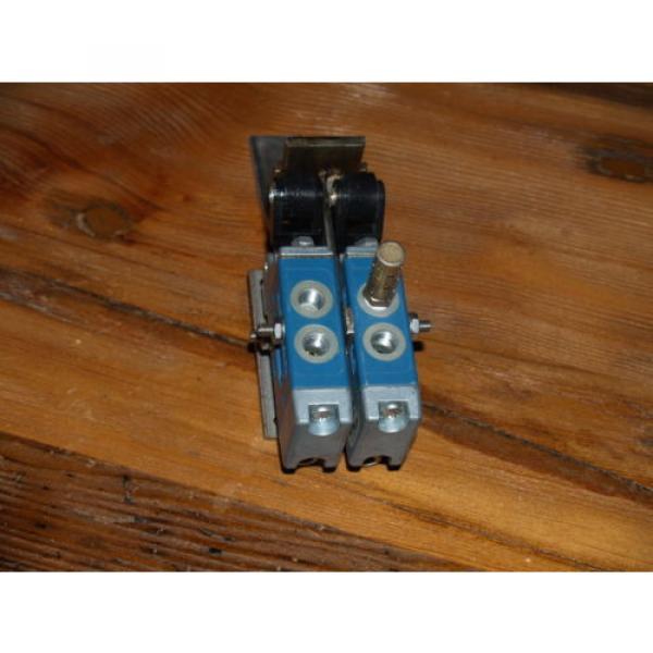 REXROTH Worldwide Pneumaics Minimaster Valve # GB13003-0955- 150 PSI  B295 #5 image