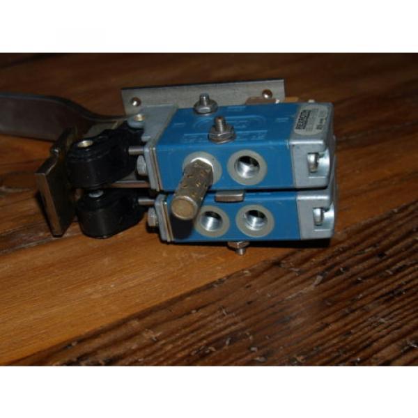 REXROTH Worldwide Pneumaics Minimaster Valve # GB13003-0955- 150 PSI  B295 #6 image