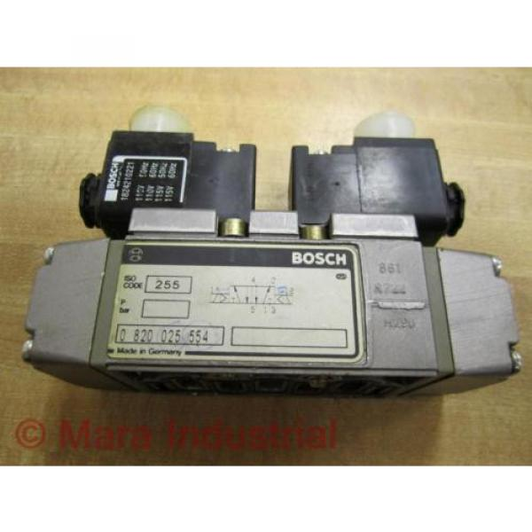 Rexroth Bosch Group 0 820 025 554 Directional Control Valve - Used #1 image