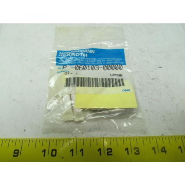 Mannesmann Rexroth P-060103-00000 Hopper dump valve operator repair kit #1 image