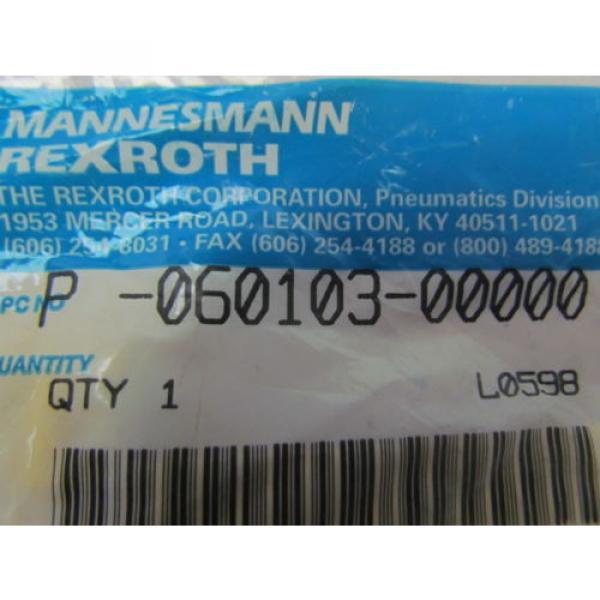Mannesmann Rexroth P-060103-00000 Hopper dump valve operator repair kit #5 image