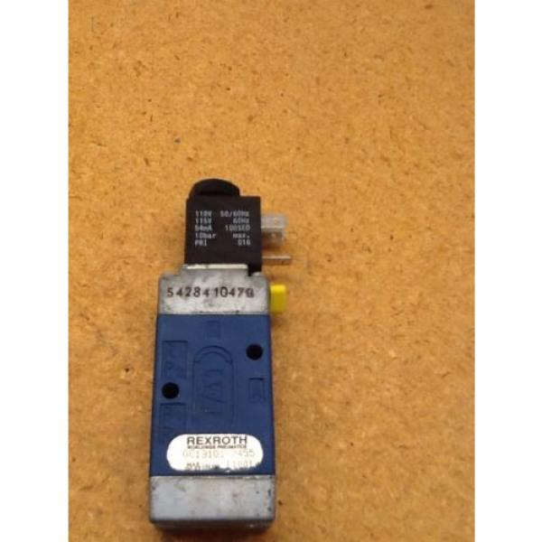 Rexroth Minimaster  Valve GC-13101-2455 #1 image