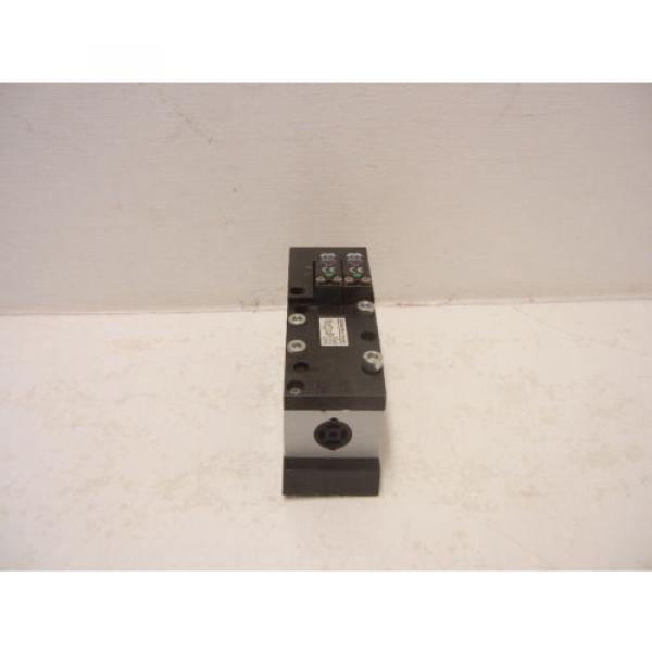 REXROTH BOSCH 261-208-130-0 USED 261 PNEUMATIC VALVE 2612081300 #1 image