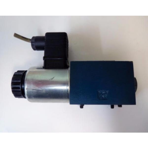 Mannesmann Rexroth 4WE 6 D61/EG24K4 SO293 Hydraulic Directional Valve 350bar #6 image