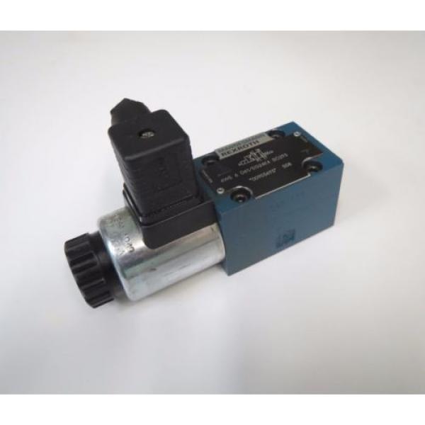 Mannesmann Rexroth 4WE 6 D61/EG24K4 SO293 Hydraulic Directional Valve 350bar #9 image