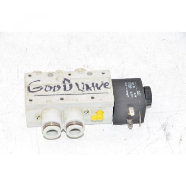 BOSCH REXROTH R434001870 Solenoid Valve, 24VDC, 21W #2 image
