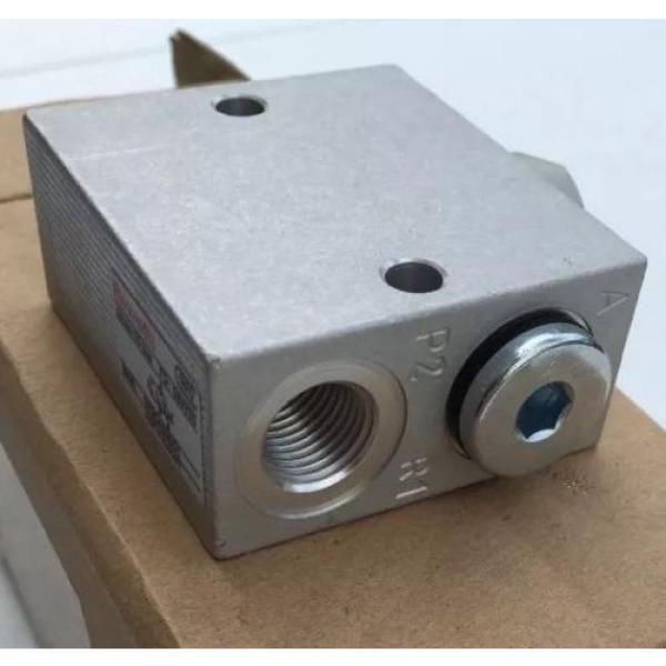 0820400001 0 820 400 001 Bosch Rexroth Pneu Air Valve, 3/2, Mech Plunger #3 image