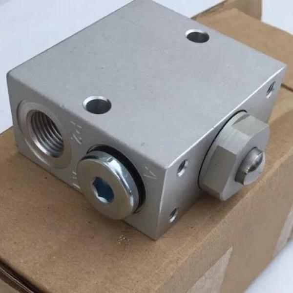 0820400001 0 820 400 001 Bosch Rexroth Pneu Air Valve, 3/2, Mech Plunger #4 image