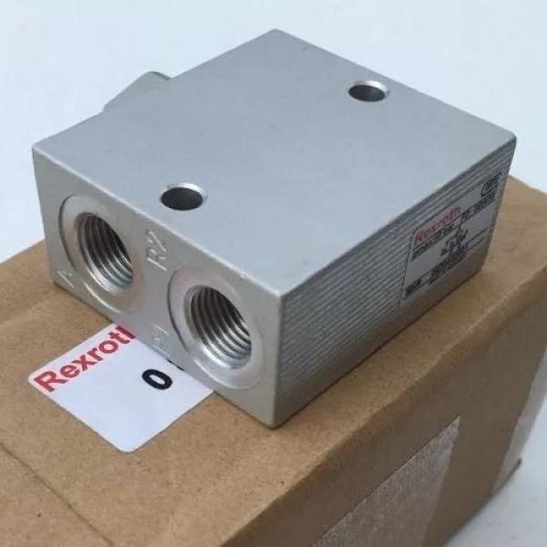 0820400001 0 820 400 001 Bosch Rexroth Pneu Air Valve, 3/2, Mech Plunger #5 image