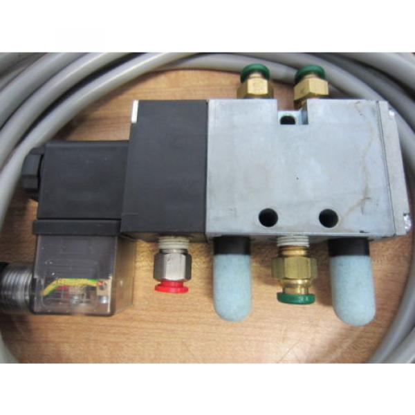 Rexroth Bosch Group 577-706-022-0 Solenoid Operated Valves - Used #3 image