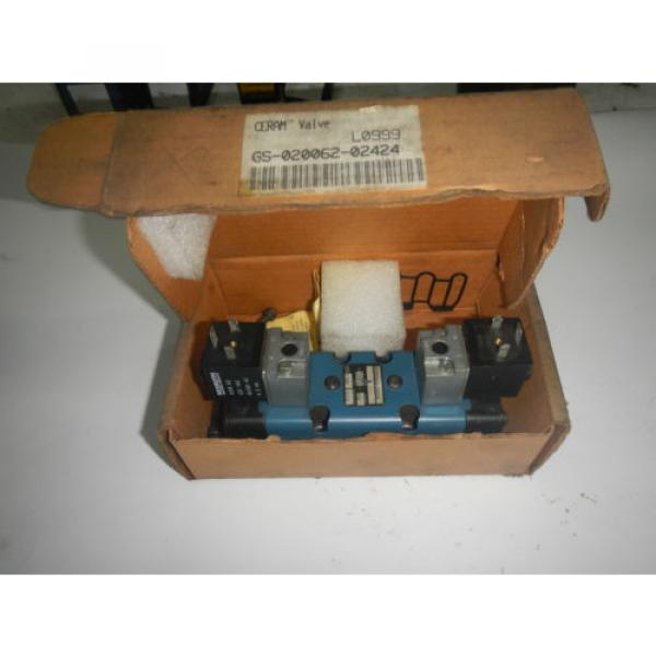 Rexroth GS020062-02424 Pneumatic Valve #1 image