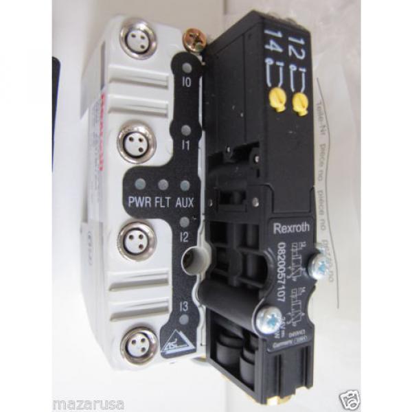 Rexroth R480084717A,  REXROTH R480 084 902 PNEUMATIC VALVE TERMINAL SYSTEM #2 image
