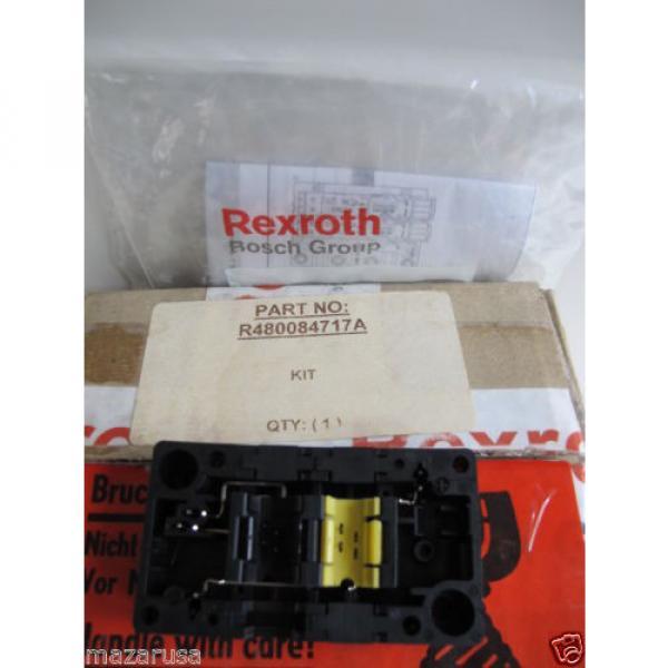 Rexroth R480084717A,  REXROTH R480 084 902 PNEUMATIC VALVE TERMINAL SYSTEM #8 image