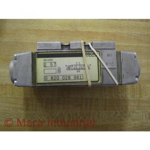 Rexroth Bosch Group Valves Valve For Parts Or Repair Pack of 6 - Used #2 image