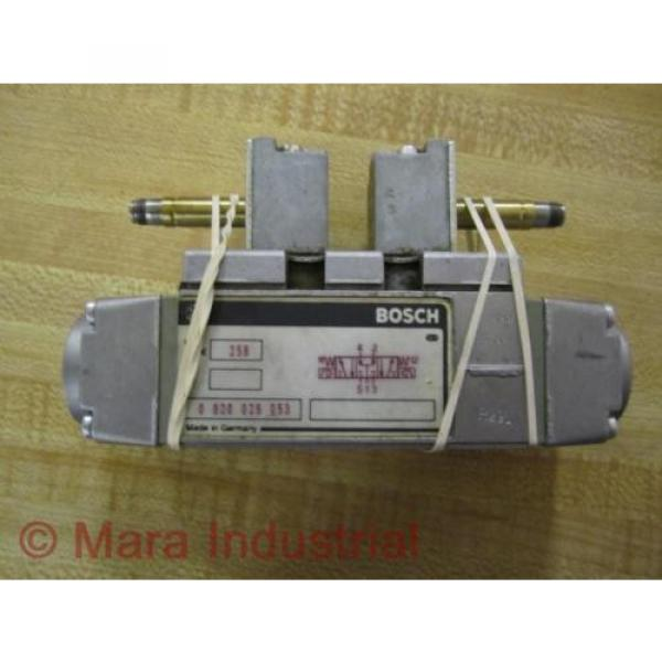 Rexroth Bosch Group Valves Valve For Parts Or Repair Pack of 6 - Used #3 image
