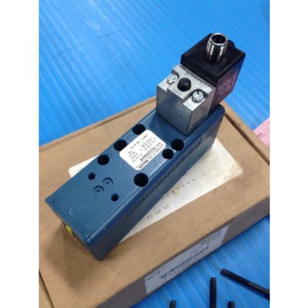 REXROTH R432006425 PNEUMATIC SOLENOID VALVE GT-10061-00440 150 MAX PSI Origin A1 #3 image