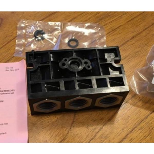 R432015880 P -069881-00000 Rexroth Single Subplate, For 740 Series Valve #4 image