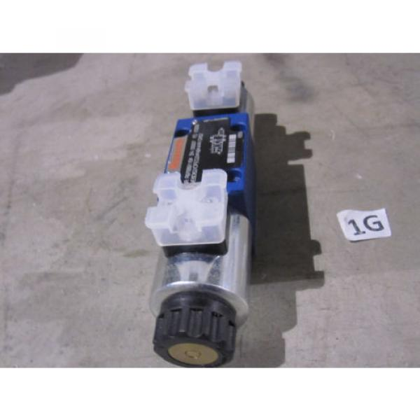 REXROTH HYDRAULICS DIRECTIONAL CONTROL VALVE 4WE6D6X/OFEG24N9K4/A12/62 #3 image