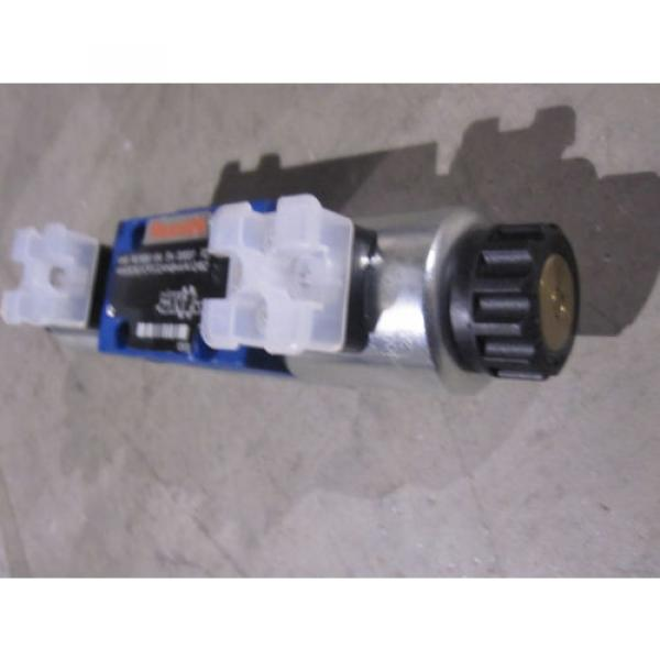 REXROTH HYDRAULICS DIRECTIONAL CONTROL VALVE 4WE6D6X/OFEG24N9K4/A12/62 #4 image