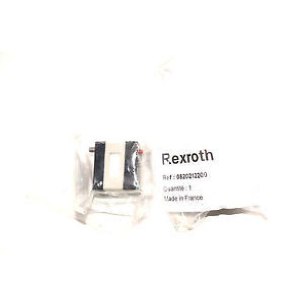 2 Origin REXROTH 0820212200 CONTROL VALVE #1 image