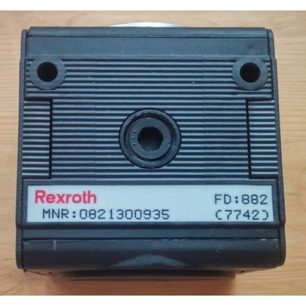 Origin REXROTH Shut off valve  R404030182 0821300935 Tetra 90113-0374 #5 image