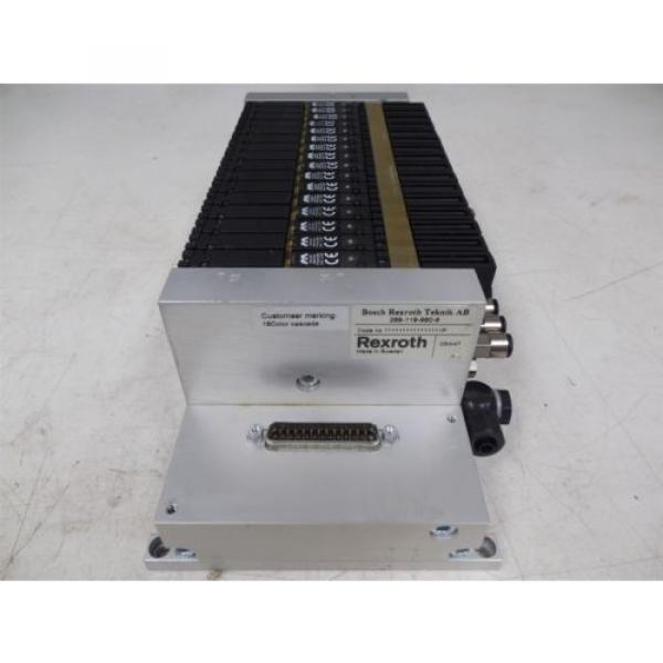 USED Bosch Rexroth 299-119-980-9 Valve Terminal System Module 261-510-010-0 #1 image