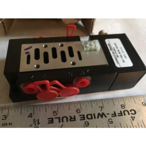 Origin REXROTH 262-170-400-0 PNEUMATIC VALVE 261-170 SGL BASE,BOX1 #1 image