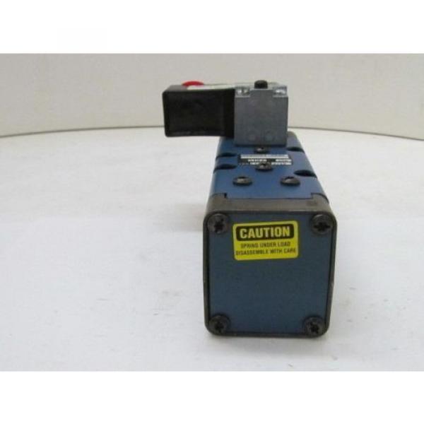 Rexroth Ceram GS-020061-00540 110VAC Pneumatic Solenoid Valve #3 image