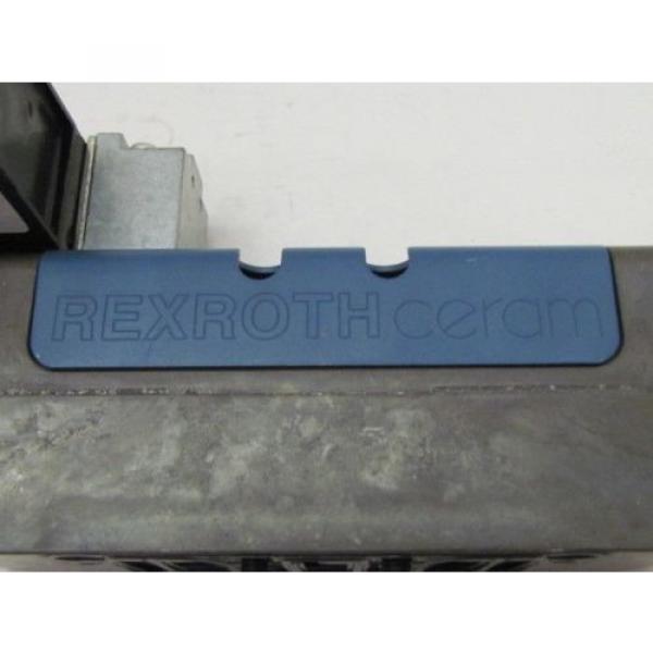 Rexroth Ceram GS-020061-00540 110VAC Pneumatic Solenoid Valve #7 image