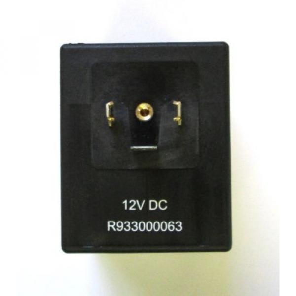 RR L271-0520 - 12 Volt DIN Coil for L732C116B100000 Valve #1 image