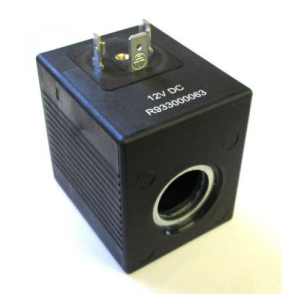 RR L271-0520 - 12 Volt DIN Coil for L732C116B100000 Valve #2 image