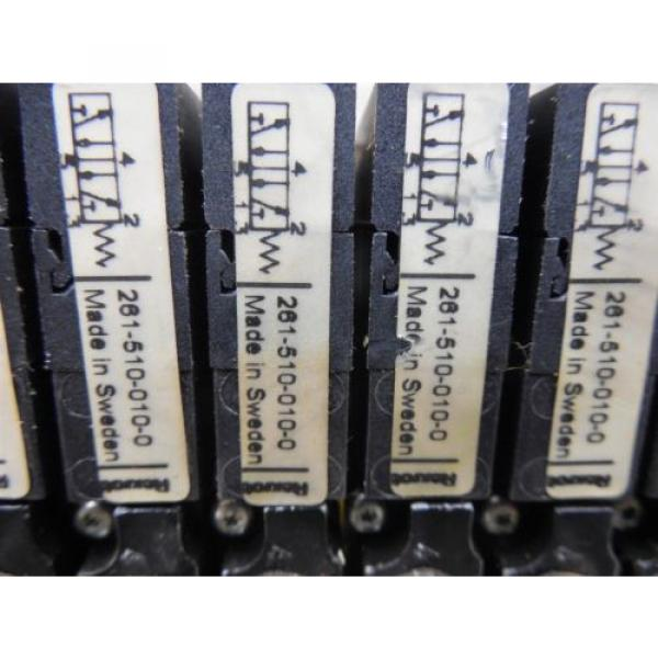 USED Bosch Rexroth R404009097 05W09 Valve Terminal System Module 261-510-010-0 #4 image