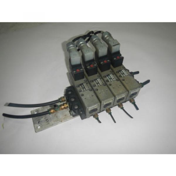 Rexroth GT10061-2440 4 Valve Unit Pneumatic Valve #1 image