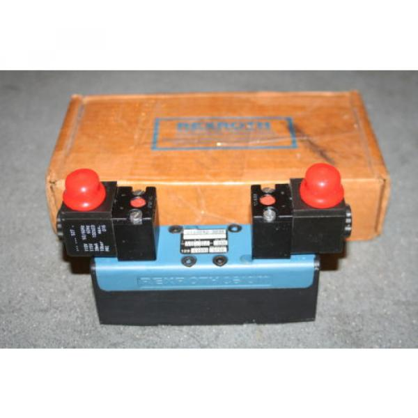 Rexroth Bosch Group Ceram Pneumatic Valve GT10042-3838, 150 PSI 110 VAC Origin #1 image