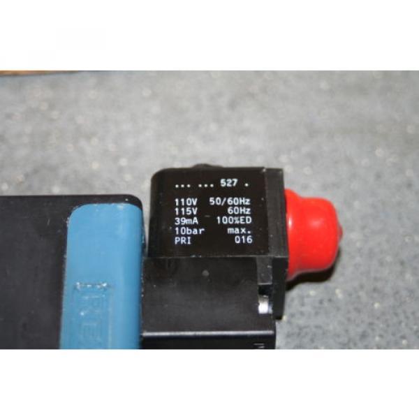 Rexroth Bosch Group Ceram Pneumatic Valve GT10042-3838, 150 PSI 110 VAC Origin #4 image