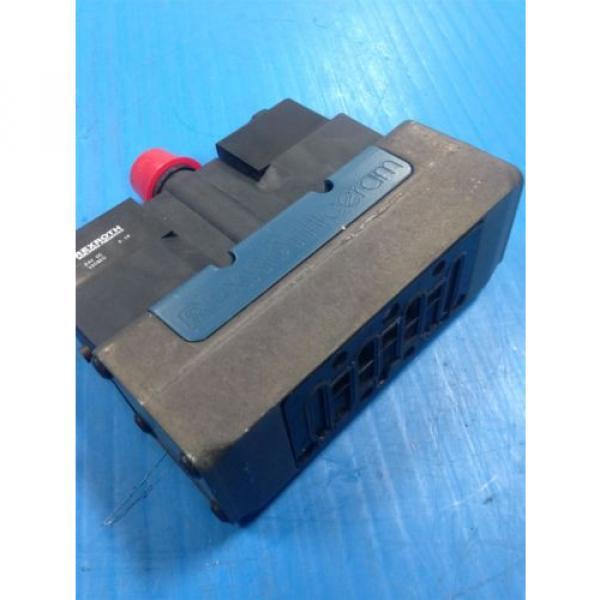 REXROTH GS-020052-00909 SOLENOID VALVE 24VDC Origin NO BOX U4 #5 image