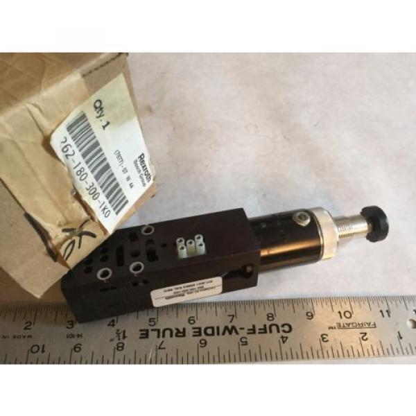 Origin REXROTH 262-280-400-1K0,REXROTH KIT,5599/2 PNEUMATIC VALVE MANIFOLD,BOX1 #1 image