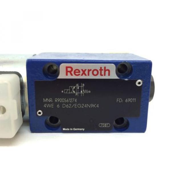 Directional Valve 4WE6D62/EG24N9K4 Bosch Rexroth 4WE-6-D62/EG24N9K4 origin #2 image