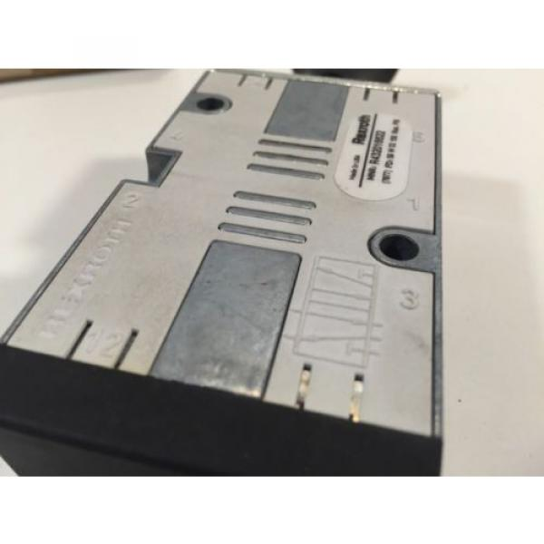 Rexroth R432016622 Manual Air Control Valve 4-Way 5 Ports 2 Position #4 image