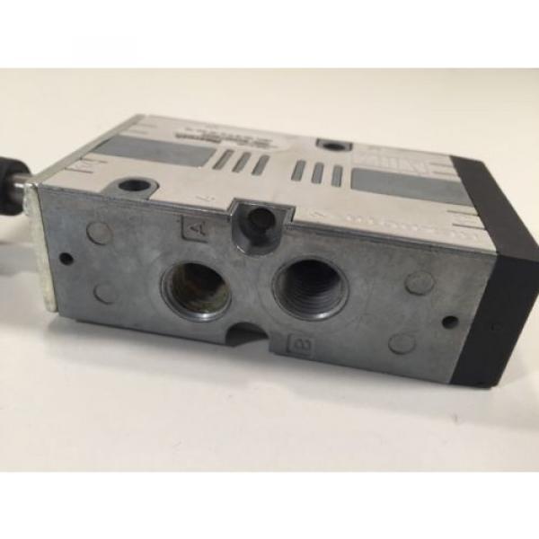 Rexroth R432016622 Manual Air Control Valve 4-Way 5 Ports 2 Position #5 image