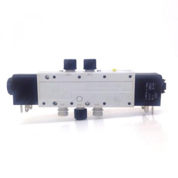 Solenoid Operated Valve 572-741-022-0 REXROTH 5727410220 Origin #3 image