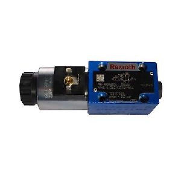 R900561274 4WE6D6X/EG24N9K4 Magnetwegeventil Bosch Rexroth directional valve #1 image