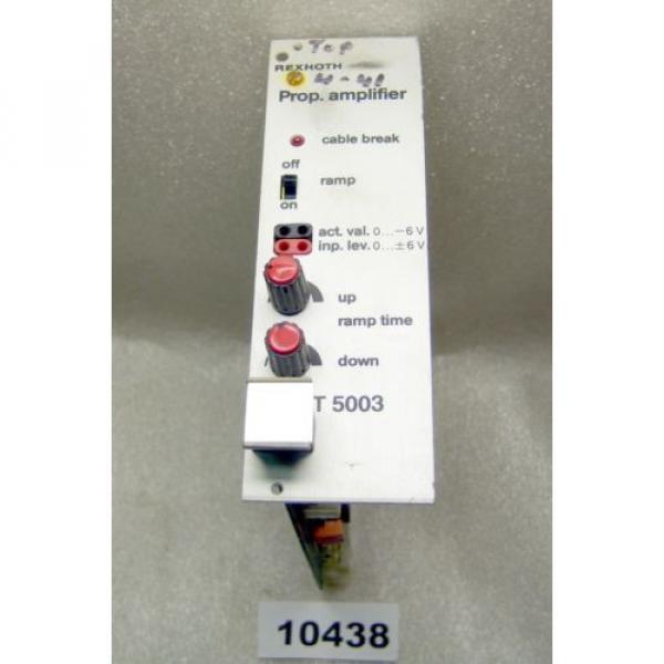 Rexroth Amplifier Card VT5003S31R1 #1 image