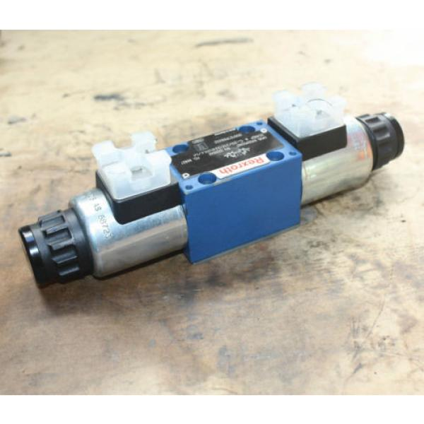 REXROTH 3DREP 6 C-20/25EG24N9K4/M Solenoid Operated Directional VALVE #2 image