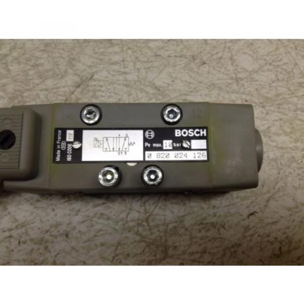 Rexroth Bosch 0820024126 Control Valve 0-820-024-126 1-824-210-223 origin TB #2 image