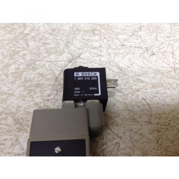 Rexroth Bosch 0820024126 Control Valve 0-820-024-126 1-824-210-223 origin TB #3 image