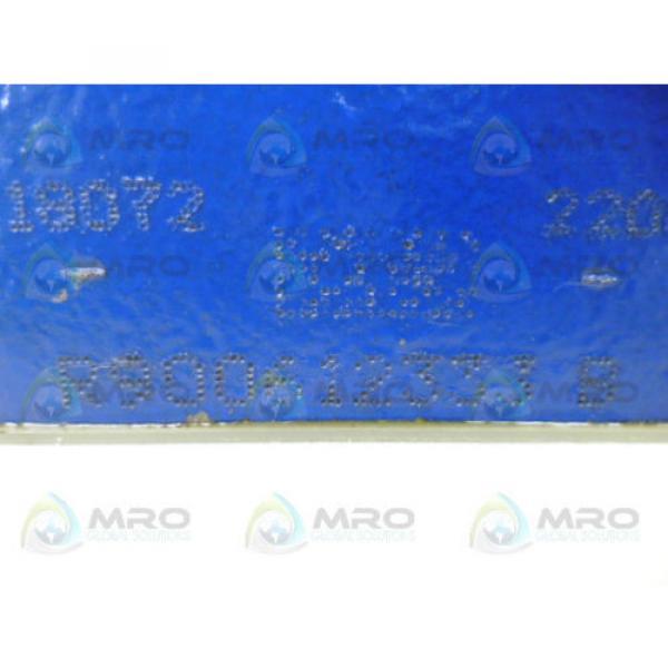 REXROTH R900612333 PROPORTIONAL VALVE Origin NO BOX #1 image