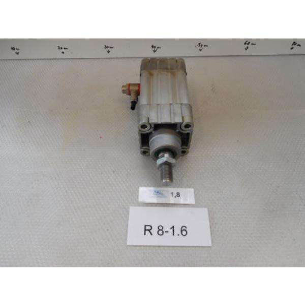 Rexroth Germany Egypt 0822 353 001 Pneumatic Cylinder Hub 25mm, Pistons ⌀63mm, Piston Rod 20mm #1 image