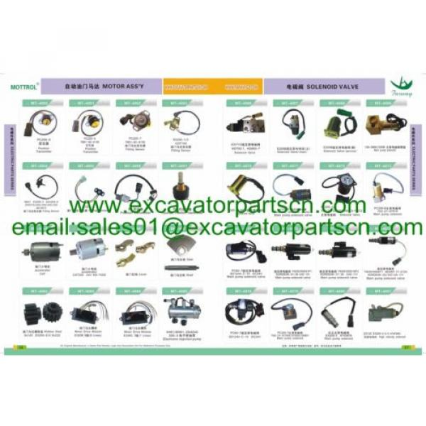 KHR1290 ,Throttle motor assy FITS SUMITOMO SH200-A1,SH200-A2 SH100 with 12 lines #5 image